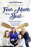 Four Mums in a Boat book cover